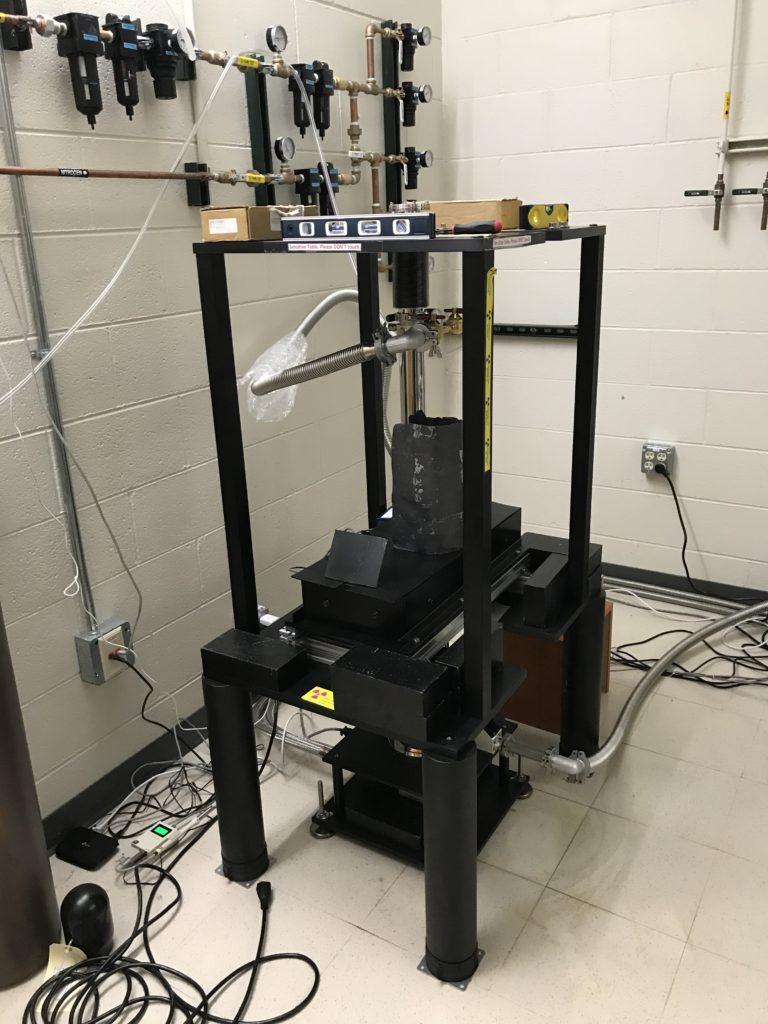 Mössbauer spectrometer